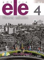 AGENCIA ELE - Nueva edición 4libro de ejercicios + lic dig