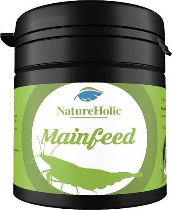 NatureHolic - Garnalenvoer - Mainfeed- 30g