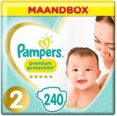Pampers Premium Protection Luiers - maat 2 - 4 tot 8kg