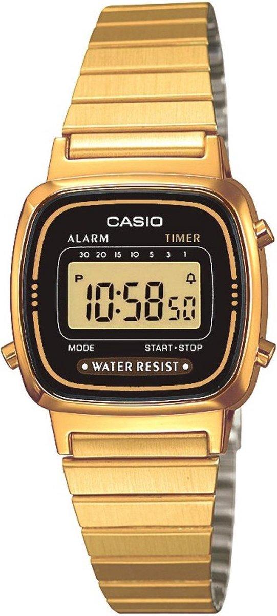 Casio - Casio horloge LA670WEGA-1EF retro