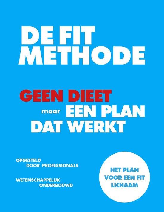 Boek cover FIT Methode  -   De FIT Methode van Jeroen van der Mark (Paperback)