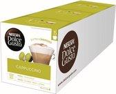 NESCAFÉ® Dolce Gusto® Cappuccino voordeelpak koffie cups - 3 doosjes à 30 capsules geschikt voor 45 koppen