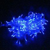 LED kerstboom verlichting 30 meter Blauw