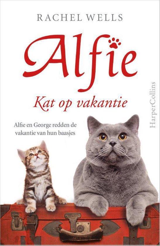 Alfie - Kat op vakantie - Rachel Wells | Readingchampions.org.uk