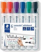 Lumocolor whiteboard marker - Box 6 st
