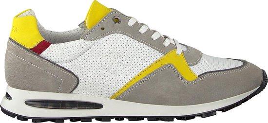 Nza New Zealand Auckland Heren Lage sneakers Laurel - Grijs - Maat 44
