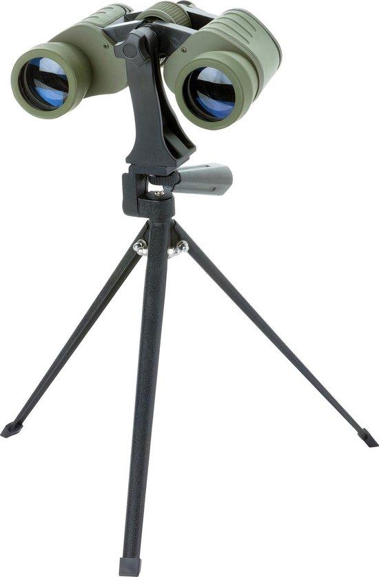 MacGyver Verrekijker 8 x 40 WA Bak7 - Ideaal voor vogelaars - Breed gezichtsveld - Ook voor brildragers - Groen