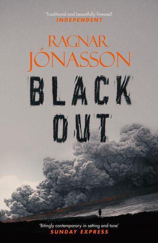 Boek cover Blackout van Ragnar Jonasson (Onbekend)