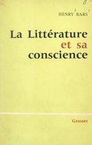 La littérature et sa conscience