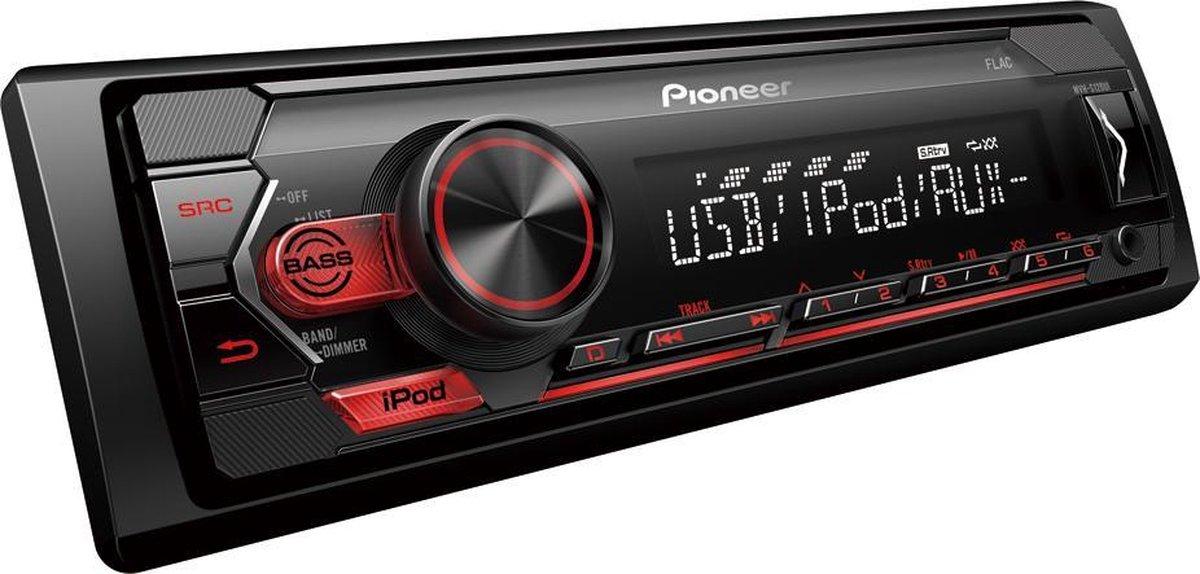 Pioneer MVH-S120UI Media-Tuner/AUX/USB/iPod
