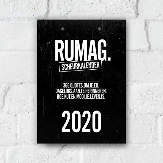 Afbeelding van Rumag scheurkalender 2020