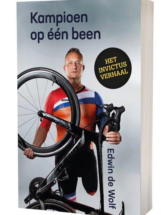 Kampioen op één been - Edwin de Wolf | Fthsonline.com