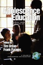 Omslag Adolescence and Education
