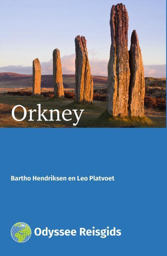 Odyssee Reisgidsen - Orkney - Bartho Hendriksen | Readingchampions.org.uk