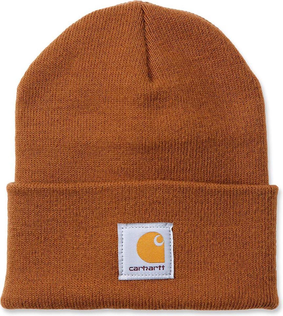 Carhartt Muts ACRYLIC WATCH HAT bruin - Beanie - Carhartt
