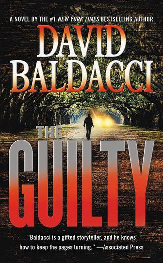 Omslag van The Guilty