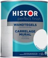 Histor Perfect Finish wandtegels Wit Zijdeglans - 0,75 Liter