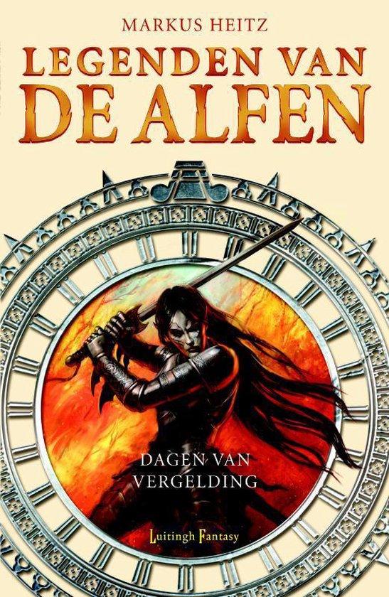 Legenden van de Alfen 2 - Dagen van vergelding - Markus Heitz   Fthsonline.com