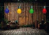 ProLED lichtsnoer buiten - Tuinverlichting - Partyverlichting - Lampjes slinger - Lichtslinger - Feestverlichting - Partylights - 20 LED Bollen - 10 meter