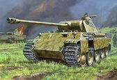 Zvezda - Pz.kpfw.v Panther Ausf.a (Zve6196)