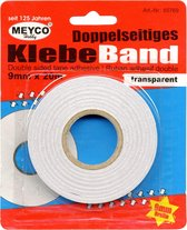 Dubbelzijdig Plakband - 9mm breed