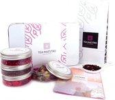 Dutch Tea Maestro - Zelf thee blenden pakket voor thuis - LOVE / Liefs - losse thee - thee cadeau -