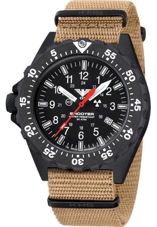 KHS Mod. KHS.SH2OT.NT – Horloge