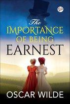Boek cover The Importance of Being Earnest van Oscar Wilde
