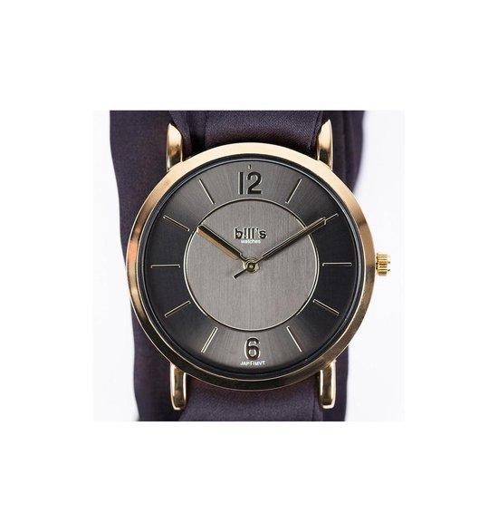 Set van horloge met 3 verschillende bandjes