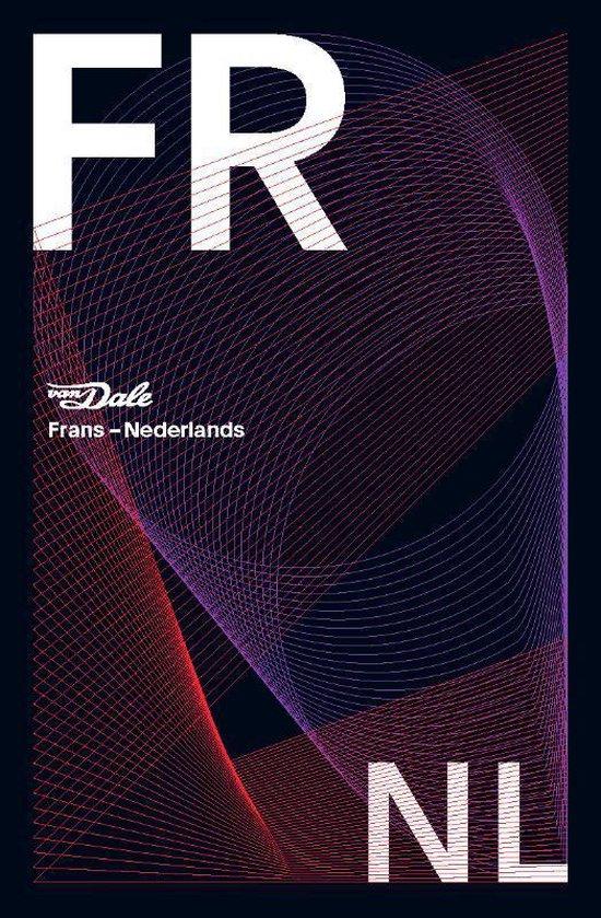 Boek cover Van Dale Pocketwoordenboek Frans-Nederlands van Diverse auteurs (Paperback)
