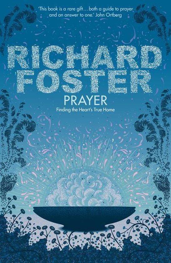 Boek cover Prayer van Richard Foster (Onbekend)