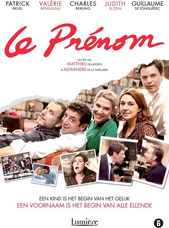 Cover van de film 'Le Prénom'