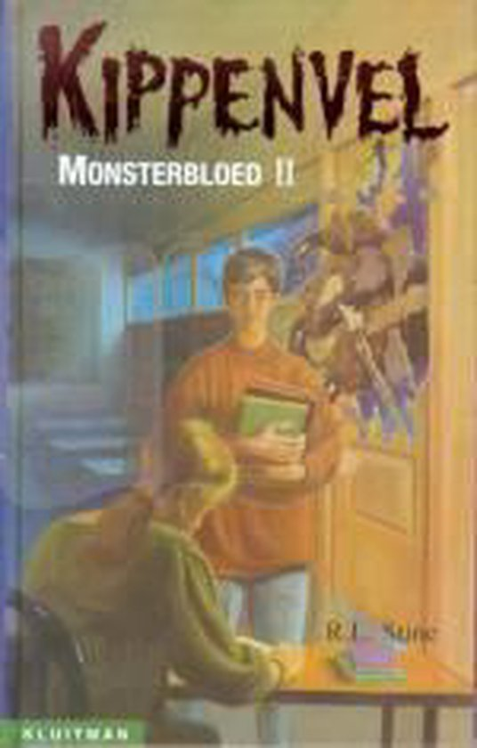 Monsterbloed II - R.L. Stine |