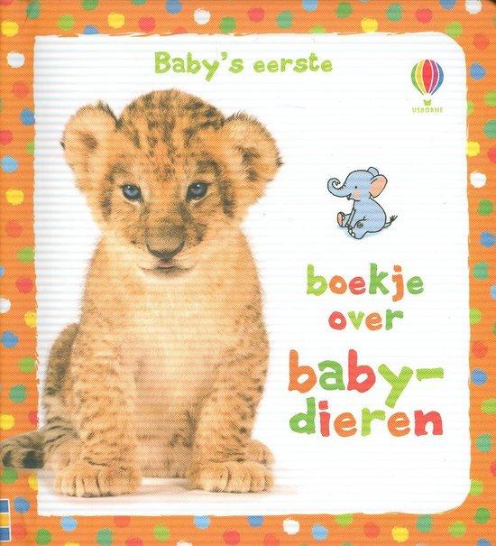 Cover van het boek '*Baby's Eerste Boekje Over Baby Dieren' van Keith Furnival