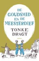 Boek cover De goudsmid en de meesterdief van Tonke Dragt (Paperback)