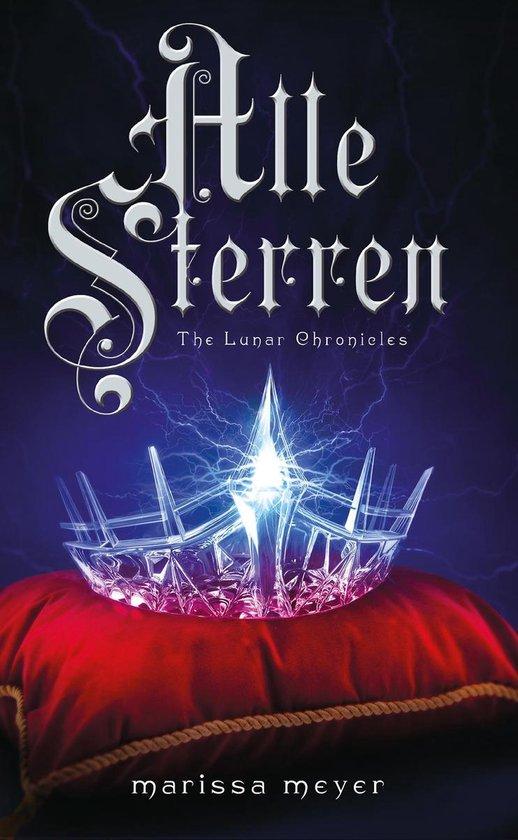 The Lunar Chronicles 4,5 - Alle sterren - Marissa Meyer | Fthsonline.com