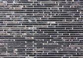 Vandix - Micromozaiek natuursteen palm black