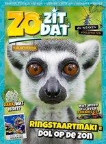 Boek cover Zo zit dat Vakantieboek 2019 van Sanoma Media Jeugd (retail)