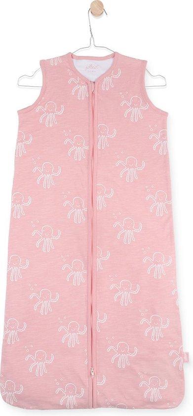 Jollein Octopus Slaapzak zomer 110cm - Pink