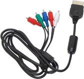 Component AV Kabel voor Playstation PS2 & PS3