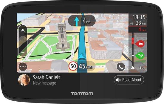 TomTom GO 520 - World