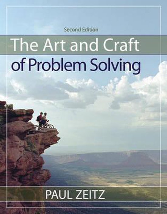 Art and Craft of Problem Solving 2E