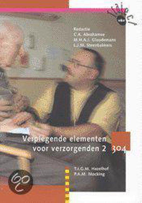 Verplegende elementen voor verzorgenden - P.A.M. Mocking  