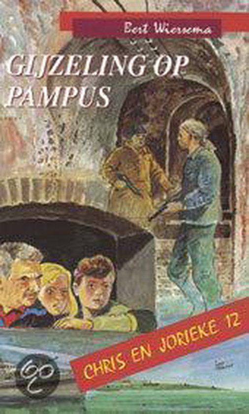 Gijzeling Op Pampus - Bert Wiersema |