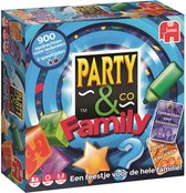 Party & Co Family - Bordspel