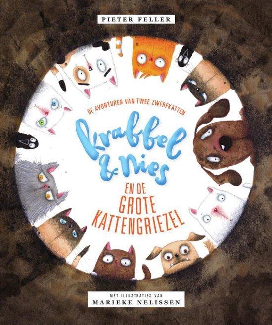 Krabbel en Nies en de grote kattengriezel - Pieter Feller |