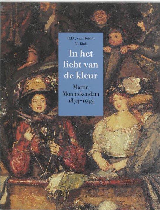 In het licht van de kleur - R.J. van Helden | Fthsonline.com