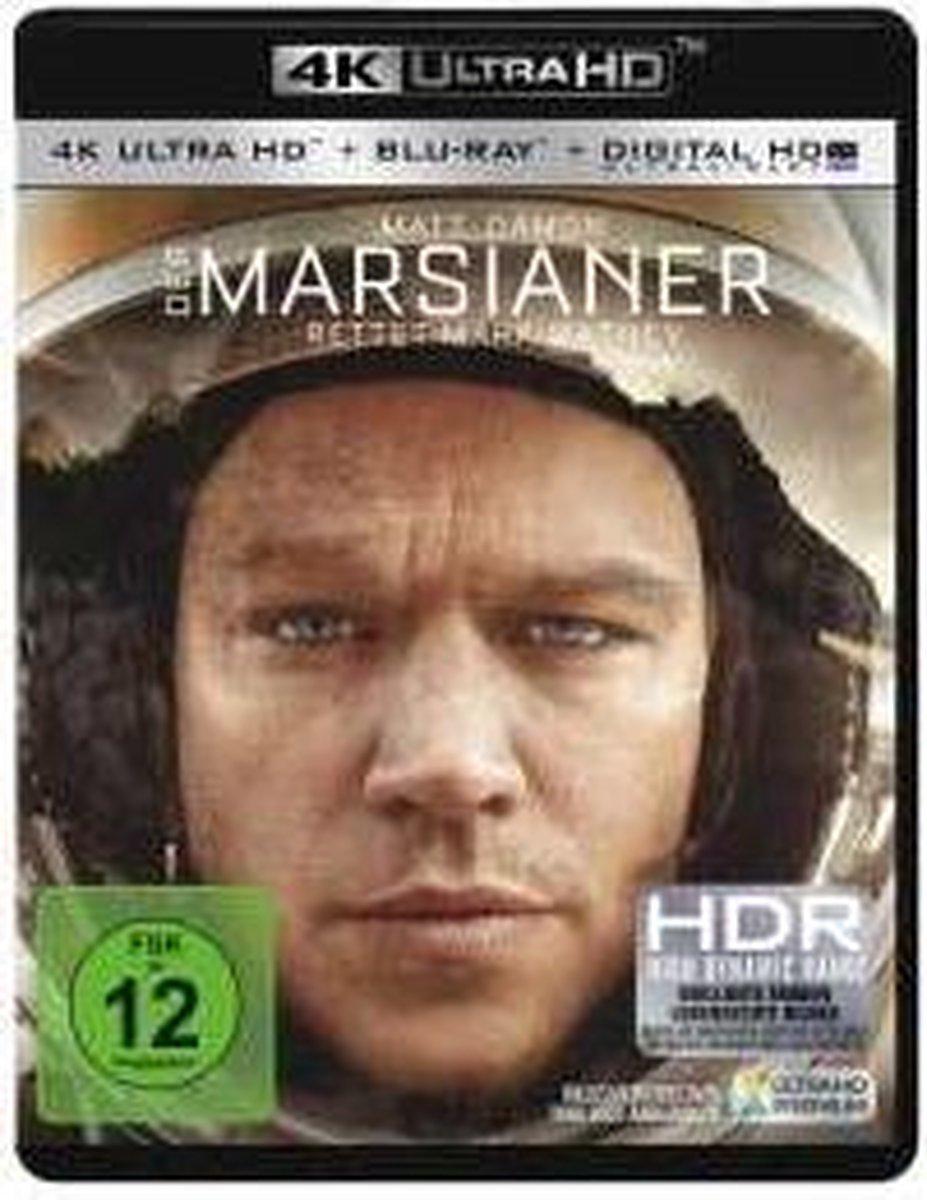 Der Marsianer - Rettet Mark Watney (Ultra HD Blu-ray & Blu-ray)-