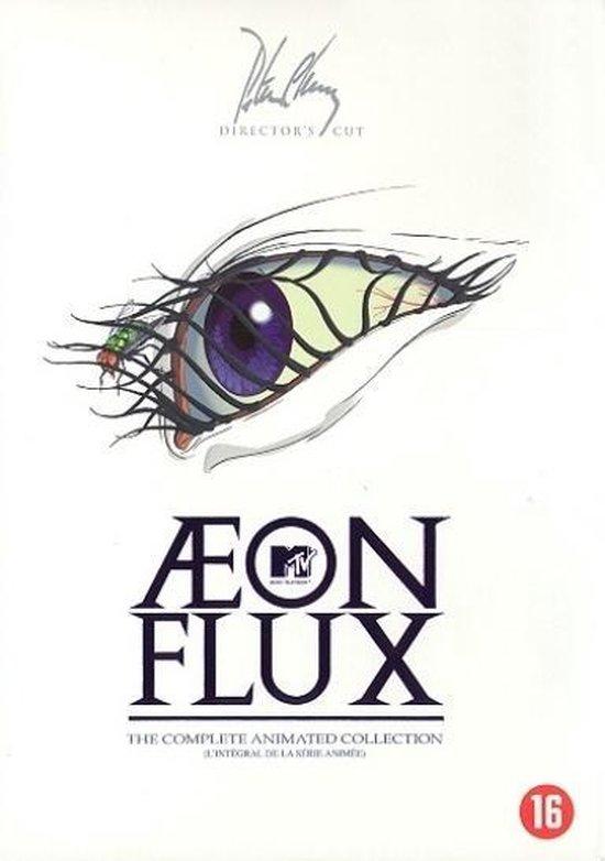 Cover van de film 'Aeonflux - Animated Series'