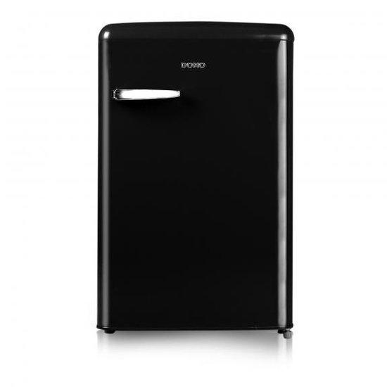 Koelkast: Domo DO980RTKZ - Tafelmodel koelkast - Zwart, van het merk Domo